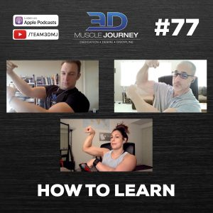 #77: How To Learn