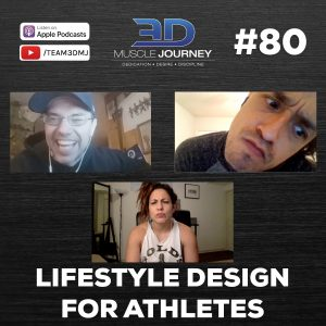 #80: Lifestyle Design for Athletes