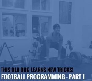 This Old Dog Learns New Tricks! Football Programming Part 1