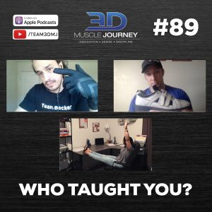 #89: Who Taught You?
