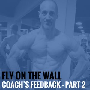 Fly On the Wall – Coach's Feedback Part 2