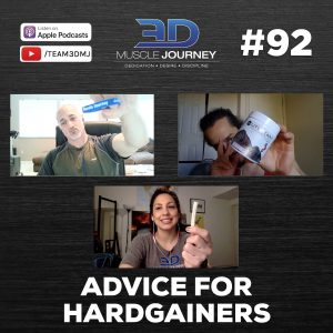 #92: Advice For Hardgainers