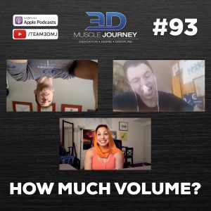 #93: How Much Volume?