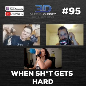 #95: When Sh*t Gets Hard