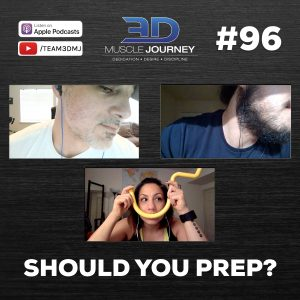 #96: Should You Prep?