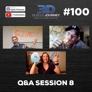 #100: Q&A Session 8