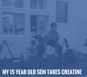 My 15 Year Old Son Takes Creatine – Exciting Evidence That Creatine Helps Combat Concussions!