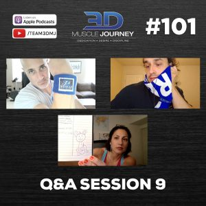 #101: Q&A Session 9