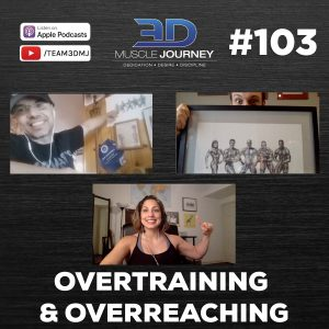 #103: Overtraining and Overreaching
