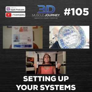 #105: Setting Up YOUR Systems