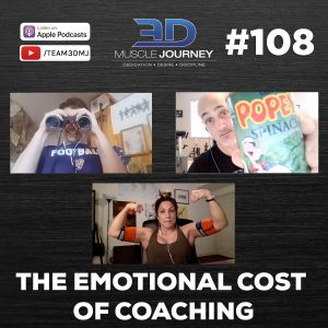 #108: The Emotional Cost of Coaching