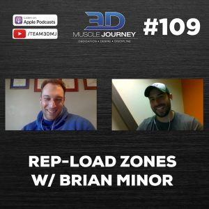 #109: Rep-Load Zones with Brian Minor