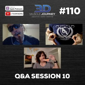 #110: Q&A Session 10