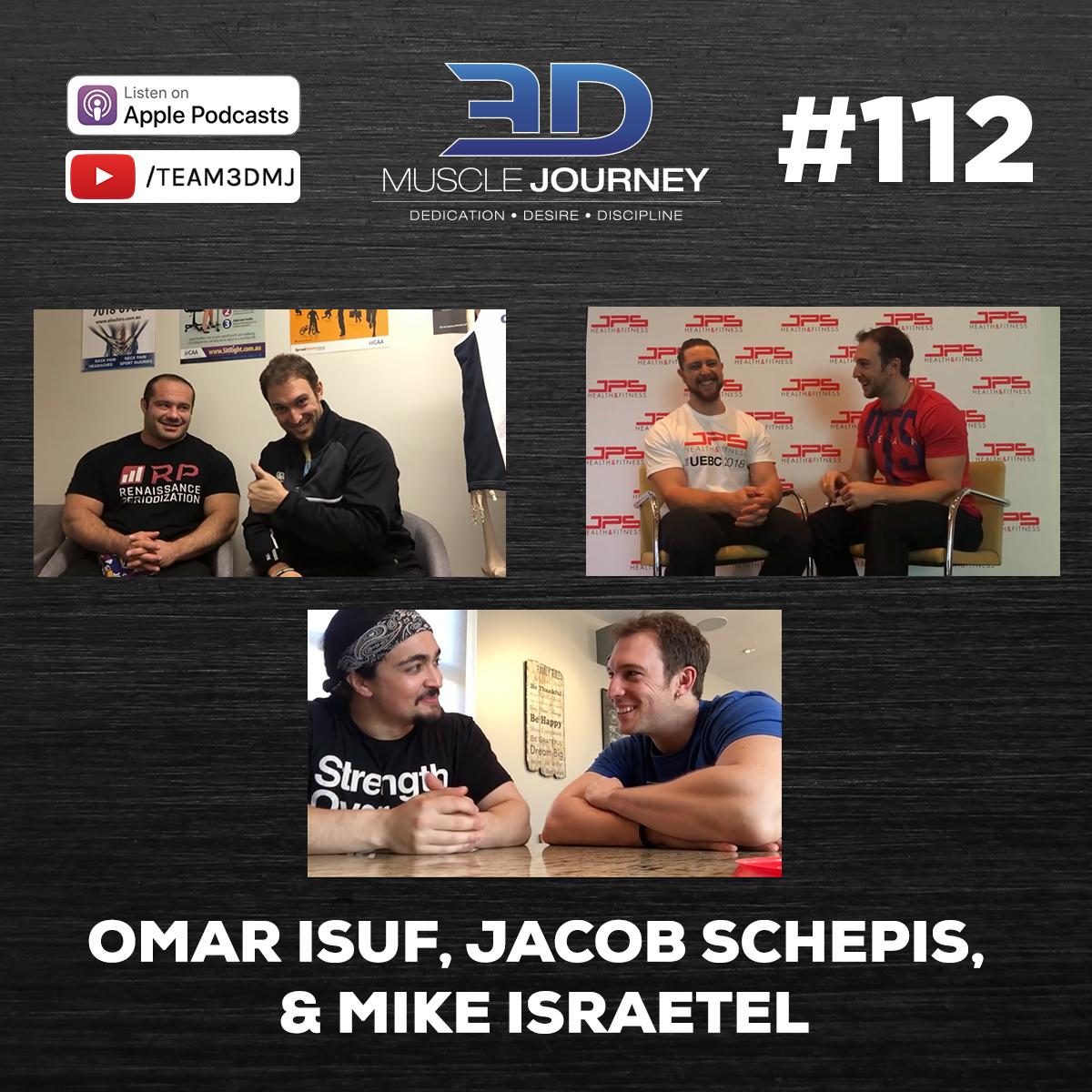 Best Episodes of 3D Muscle Journey