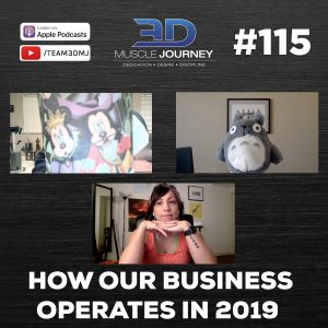 #115: How Our Business Operates in 2019