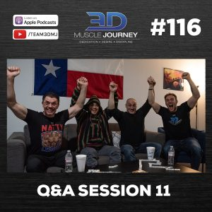 #116: Q&A Session 11