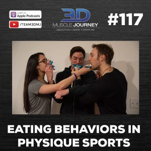#117: Eating Behaviors in Physique Sports