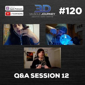 #120: Q&A Session 12