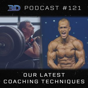 #121: Our Latest Coaching Techniques