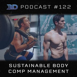 #122: Sustainable Body Comp Management