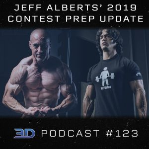 #123: Jeff Alberts' 2019 Contest Prep Update
