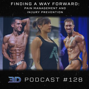 #128: Finding a Way Forward: Pain Management and Injury Prevention
