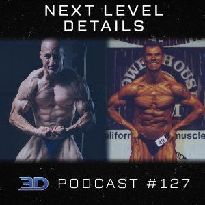 #127: Next Level Details