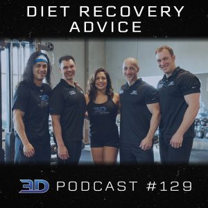 #129: Diet Recovery Advice