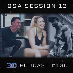 #130: Q&A Session 13