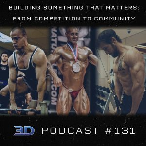 #131: Building Something That Matters: From Competition to Community