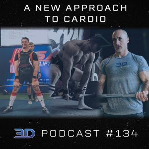#134: A New Approach to Cardio