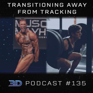 #135: Transitioning Away From Tracking