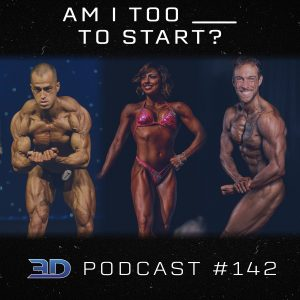 #142: Am I Too __ To Start?