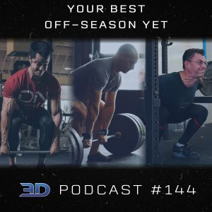 #144: Your Best Off-Season Yet