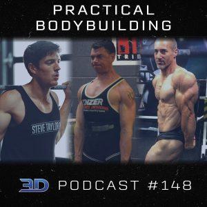 #148: Practical Bodybuilding