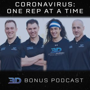 BONUS EPISODE – Coronavirus: One Rep at a Time