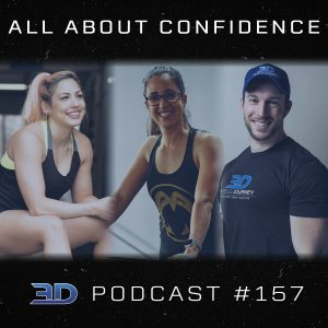 #157: All About Confidence