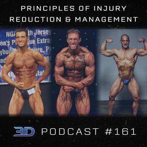 #161: Principles of Injury Reduction & Management