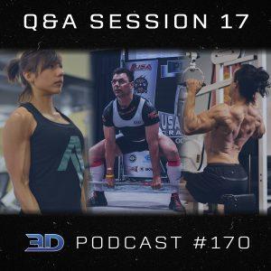 #170: Q&A Session 17