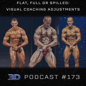 #173: Flat, Full or Spilled: Visual Coaching Adjustments