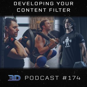 #174: Developing Your Content Filter