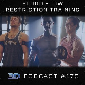 #175: Blood Flow Restriction Training