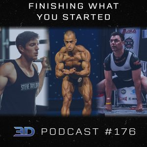 #176: Finishing What You Started