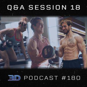 #180: Q&A Session 18