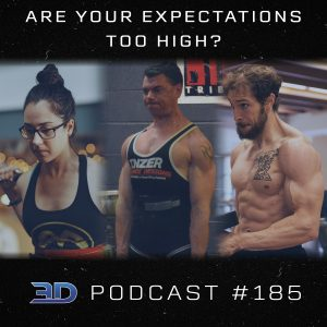 #185: Are Your Expectations Too High?