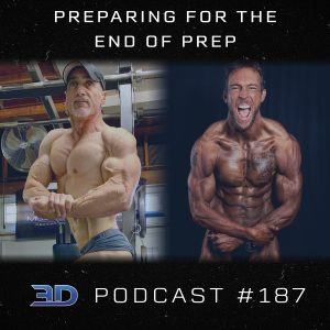 #187: Preparing for the End of Prep